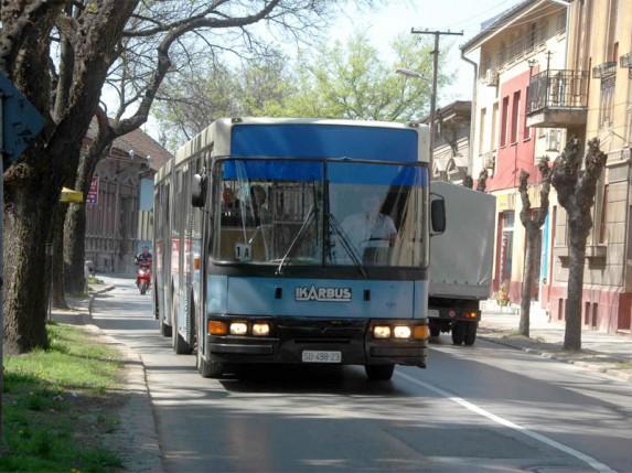 Od danas bez konduktera u autobusima