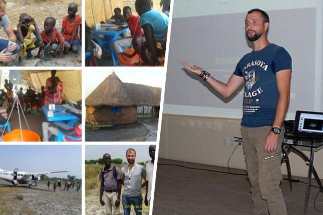Matej Skenderović: Iskustva i anegdote sa humanitarnog rada u Africi