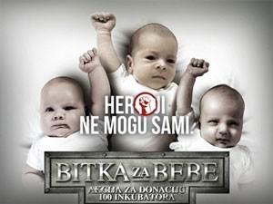 "ŽFK ""Spartak"" u akciji ""Bitka za bebe"""