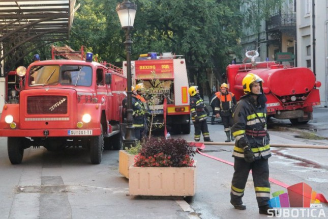 Vatrogasci maksimalno spremni za svakodnevne izazove