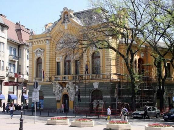 Maštaonice Gradske biblioteke