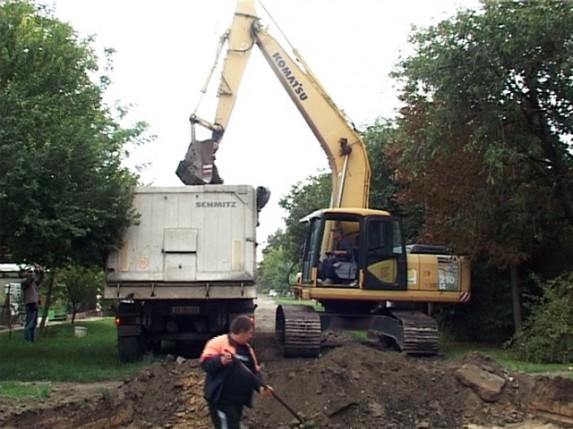 Ulica Ferenci Iboje konačno će dobiti asfalt