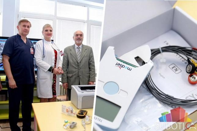 Donacija medicinske opreme dečijem odeljenju Opšte bolnice