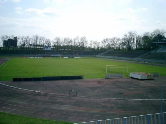 Rekonstrukcija stadiona