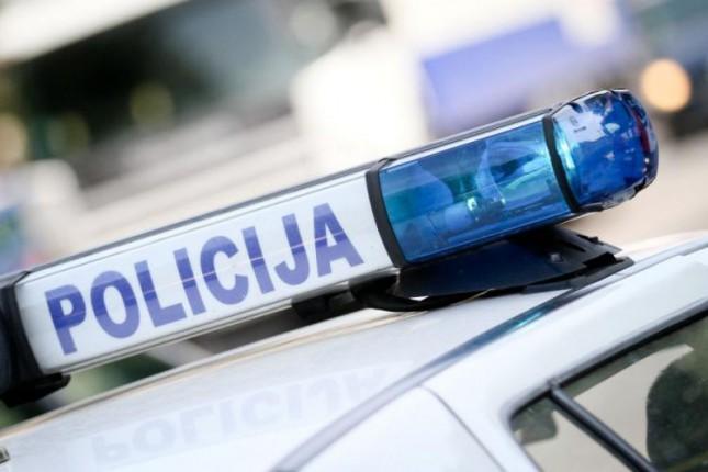 U četiri saobraćajne nezgode četiri osobe lakše povređene