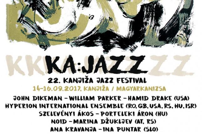 Sutra počinje 22. Kanjiški džez festival