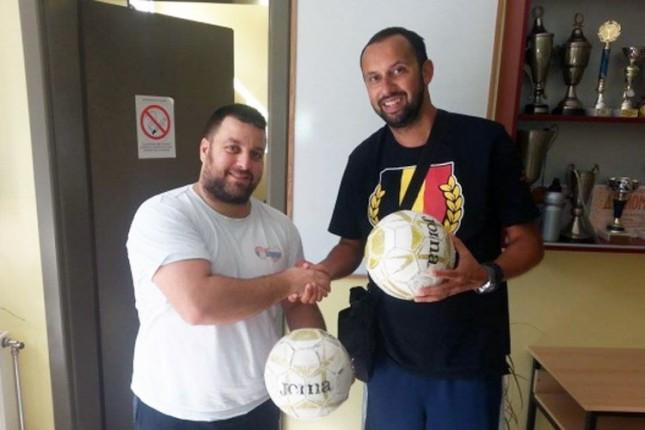 "SuTeam donirao sportsku opremu OFK ""Mala Bosna 2015"""