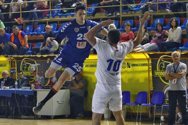 Rukometaši Spartaka savladali Šamot za treću poziciju na tabeli