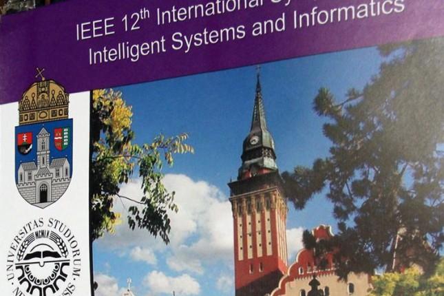 Sutra otvaranje 15. Međunarodnog simpozijuma o inteligentnim sistemima