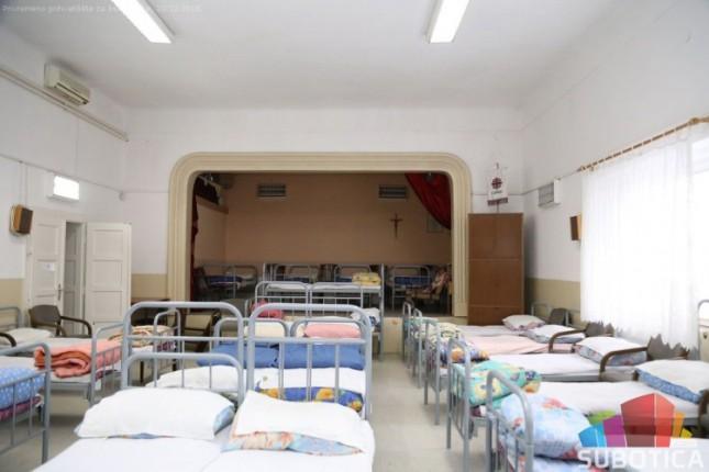 Otvoreno Prihvatilište za beskućnike