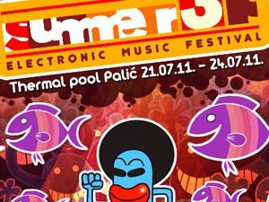 Danas počinje Summer3p festival na Paliću