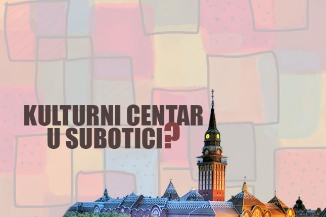 Maravić: Osnivanje Kulturnog centra samo ideja