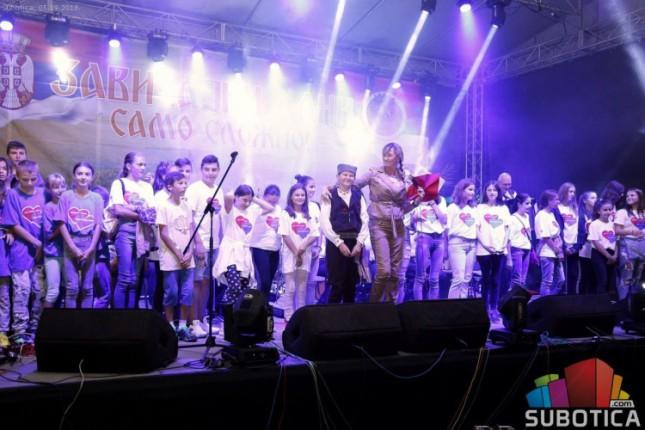 """Održan koncert """"Prijatelji za decu Kosova i Metohije"""""""