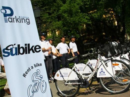 Su bike - bicikli za iznajmljivanje