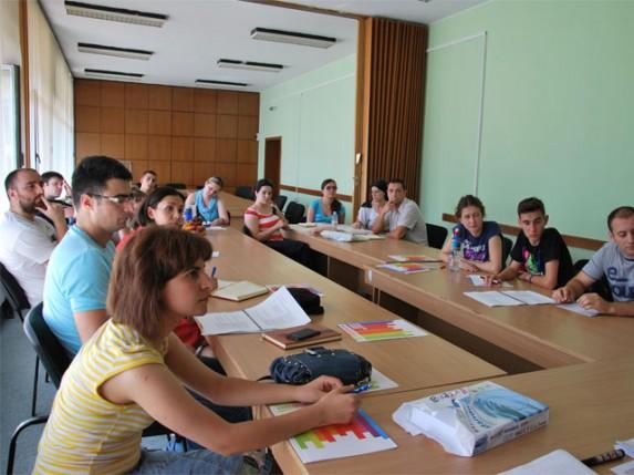 Održana obuka za mlade na temu pisanja projekata