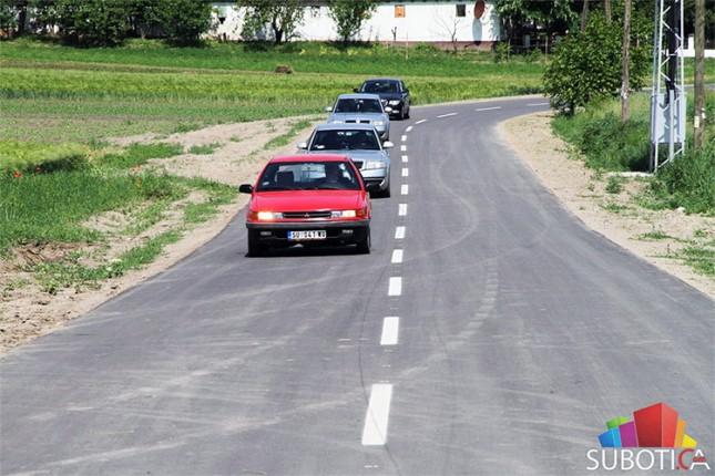 Puštena u promet asfaltirana Ulica grožđa