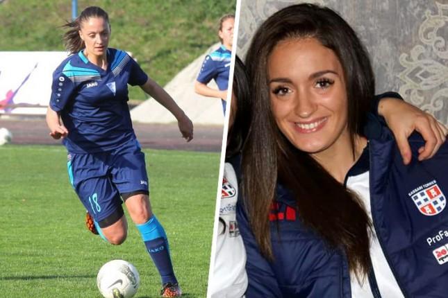 Fudbal: Jelena Marenić karijeru nastavlja u Italiji