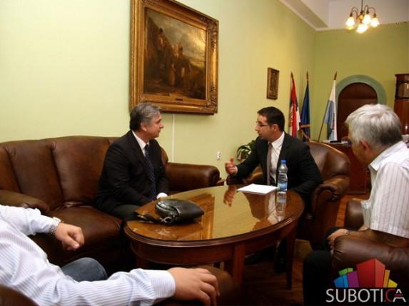 Sastanak sa predstavnicima Saveta za integraciju Roma