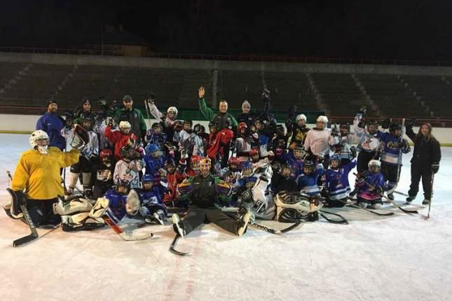 "Turnir za mlade hokejaše ""Spartans 2017"" za vikend na Gradskom klizalištu"