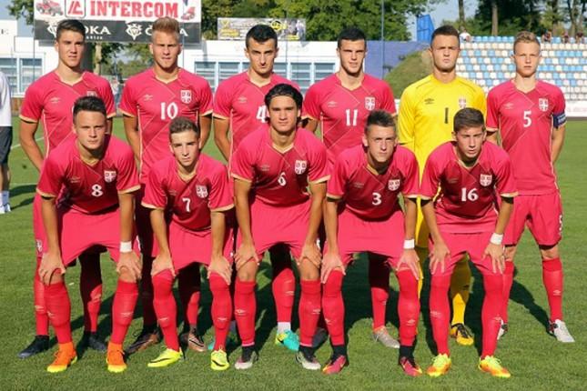 "Fudbaleri Srbije (U19) osvojili 23. memorijal ""Stevan Ćele Vilotić"""