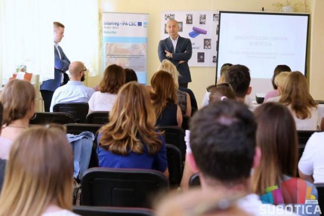 Gerontološki centar primer dobre prakse u realizaciji evropskih projekata
