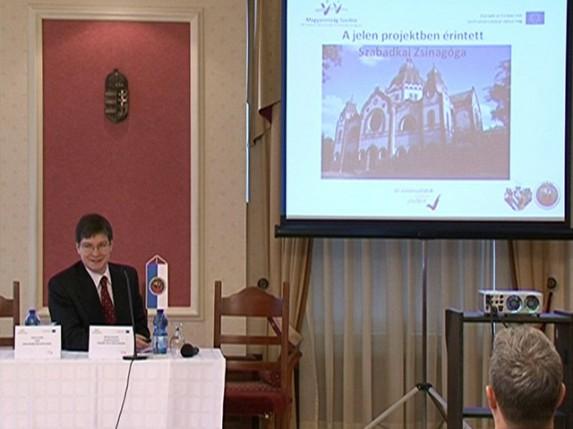 U Segedinu održana konferencija o IPA projektu secesije