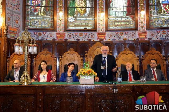 Svečano otvoren 15. Međunarodni simpozijum o inteligentnim sistemima (SISY 2017)