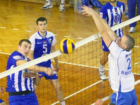 Nastavlja se odbojkaško prvenstvo Srbije