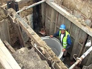 Gradi se kanalizacija na Paliću