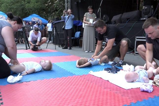 """""""Konferencija beba"""" održana po četvrti put u našem gradu"""