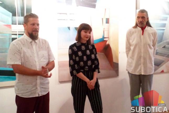 Otvorena izložba slika umetnice Marijane Buljovčić