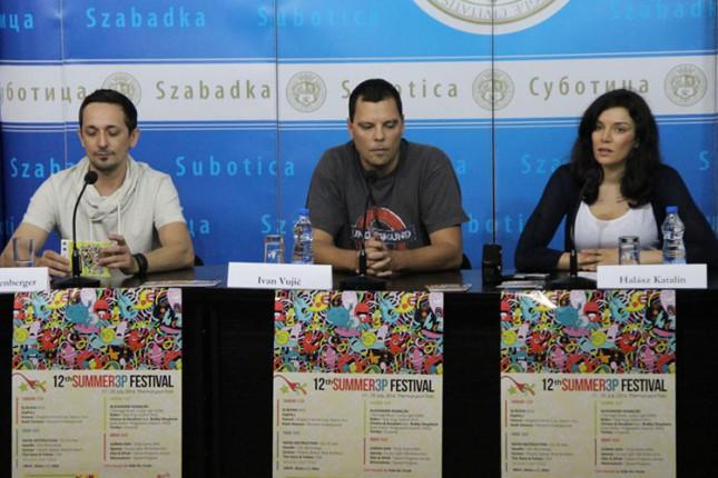 Summer3p 2014 - festival elektronske muzike od 17. do 20. jula na Paliću