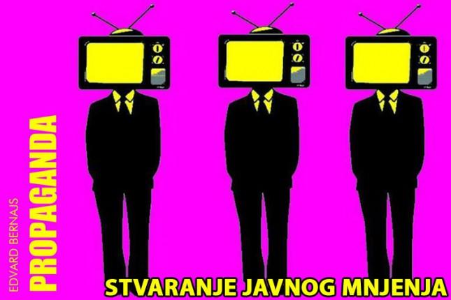 """Promocija knjige """"Propaganda"""" Edvarda Bernajsa večeras u """"Skladištu"""""""