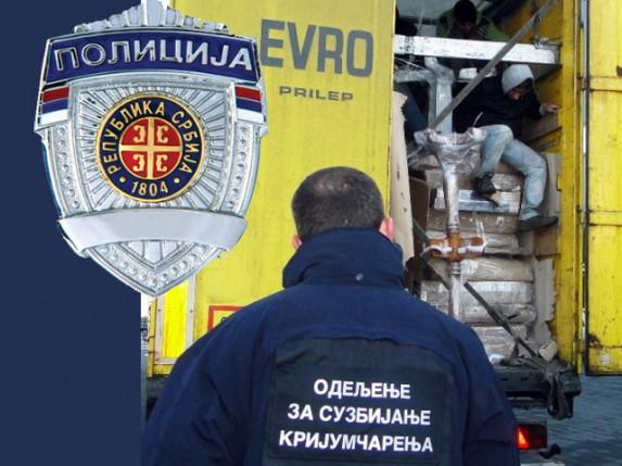 Uhapšeni zbog krijumčarenja ljudi