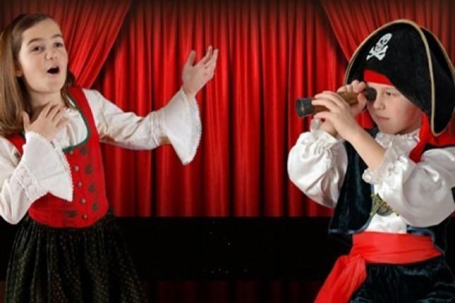 Škola za male glumice i glumce u Dečjem pozorištu