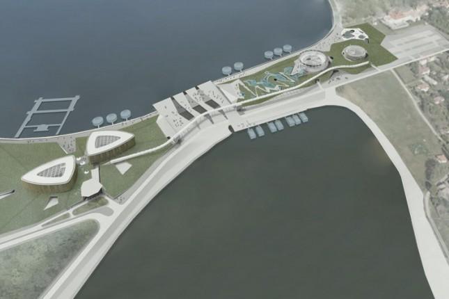 Završen konkurs za idejno rešenje turističkog kompleksa na Paliću