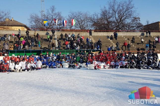 Spartans 2017 - međunarodni turnir za mlađe kategorije hokejaša