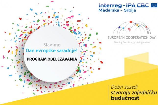 Program obeležavanja Dana evropske saradnje
