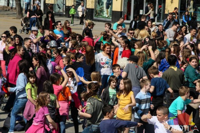 "Promotivni spot za Suboticu: ""We are from Subotica"""