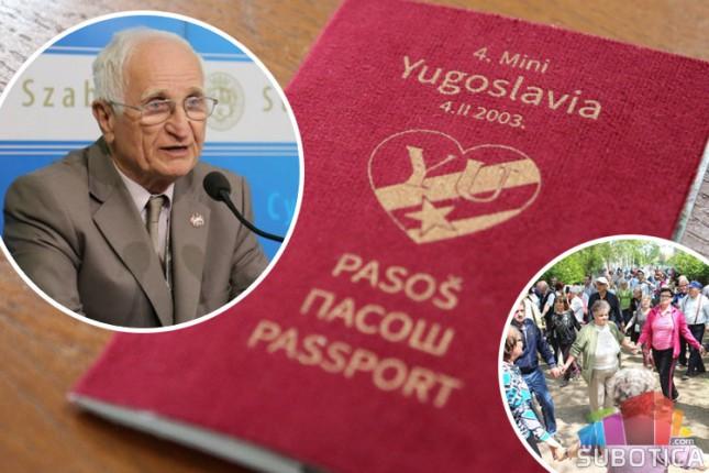 Prvomajski uranak u Mini Jugoslaviji