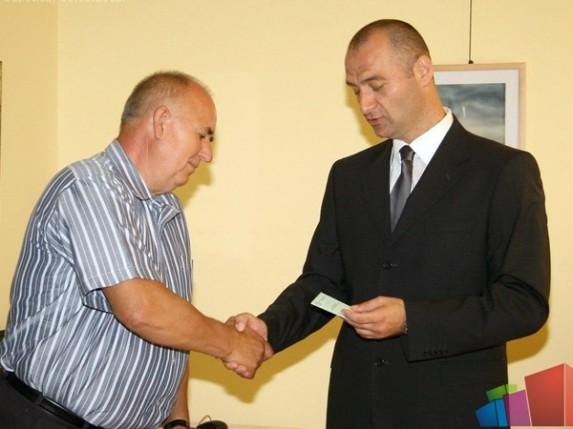 Geza Kučera postao član Gerontološkog kluba