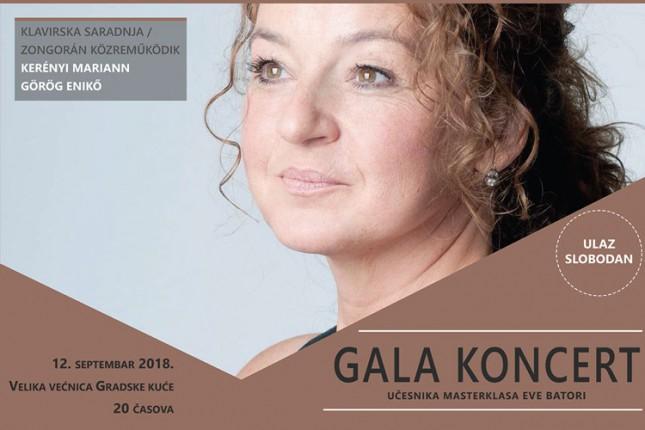 Koncert opere i solo pesama sutra u Velikoj većnici