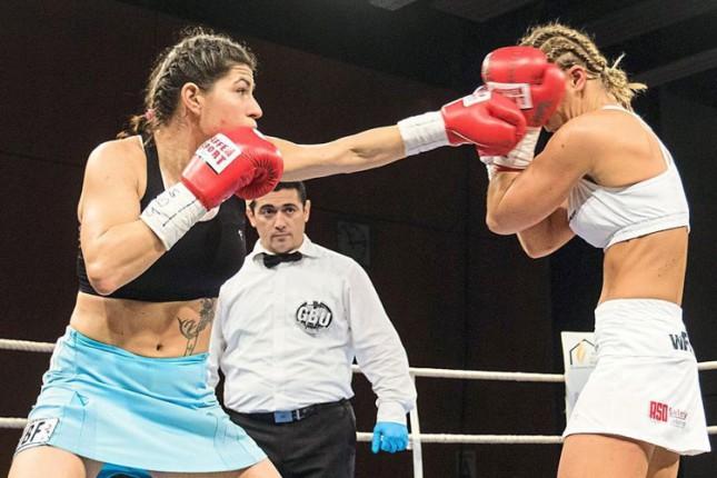 Boks: Jasmina Nađ sutra u borbi za titulu svetskog šampiona