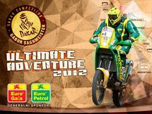 Gabor Sagmajster predstavlja novi motor za Dakar 2012