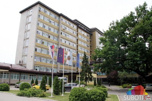 Zabrana poseta Opštoj bolnici od srede