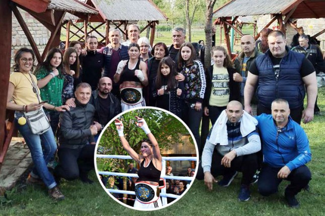 Boks: Jasmina Nađ svetski šampion