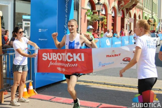 Sjajna atmosfera na 3. Subotičkom polumaratonu