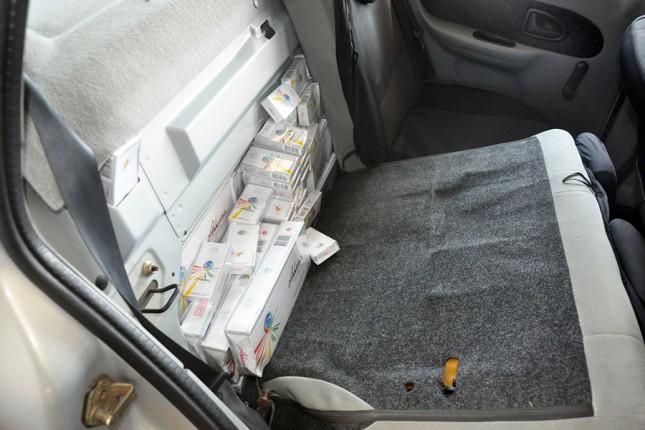 Otkriveno 16.000 neprijavljenih cigareta u automobilu jednog Subotičanina