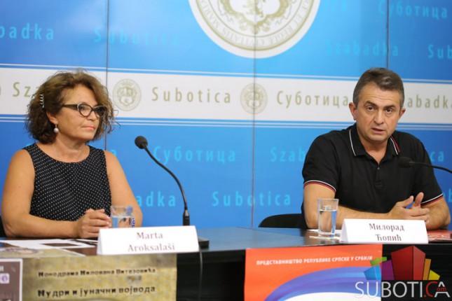 """""""Dani Srpske"""" u Subotici od 10. do 16. septembra"""