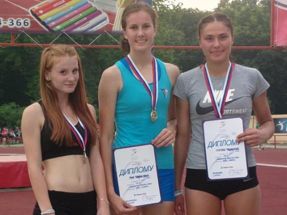 Atletičarka Luna Jović juniorski prvak Srbije